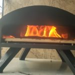 Bertello pizza oven review, wood fired pizza oven