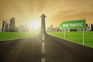 blog traffic analysis